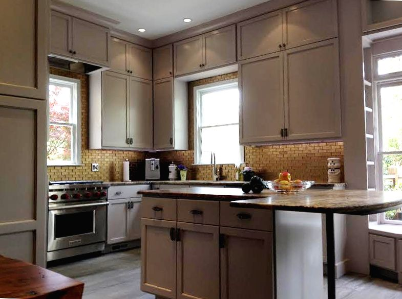 Morning Glory Kitchen And Bath Design Center, Southern Cabinet Works,  Painted Cabinetry, Full Gallery
