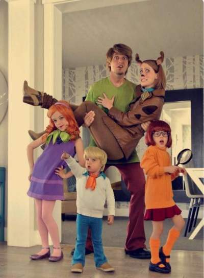 30 Family Halloween Costumes ideas for 2019 – Ethinify
