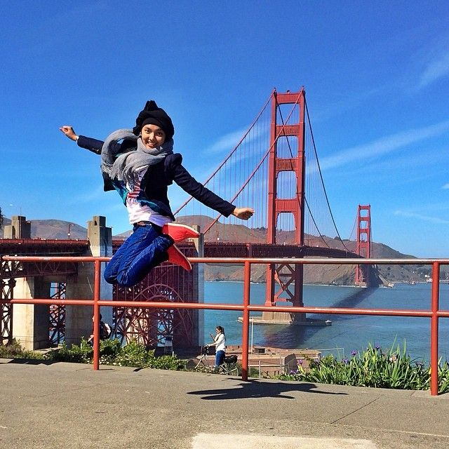 Spotted: LIGHTWING at San Francisco | THE UT.LAB | Travel Light *