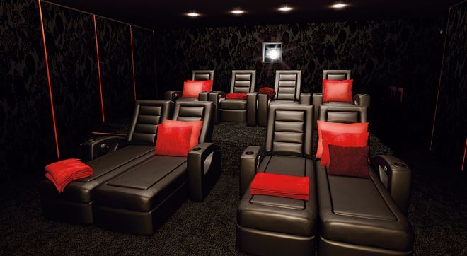 Home Cinema Seating Explained   Installs