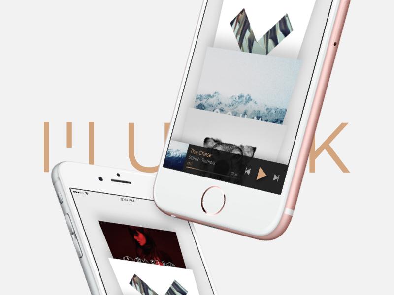 Musik App - Browsing by Gustavo Cramez