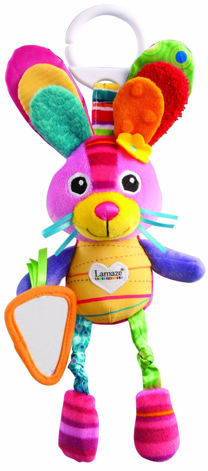 Baby girl car toys  Lamaze Bella the Bunny available online at bycity