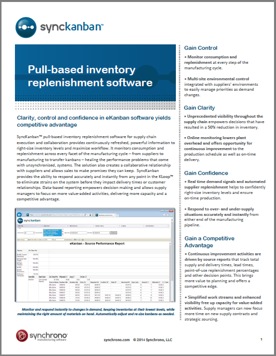 Pin by Synchrono Manufacturing Software on Manufacturing
