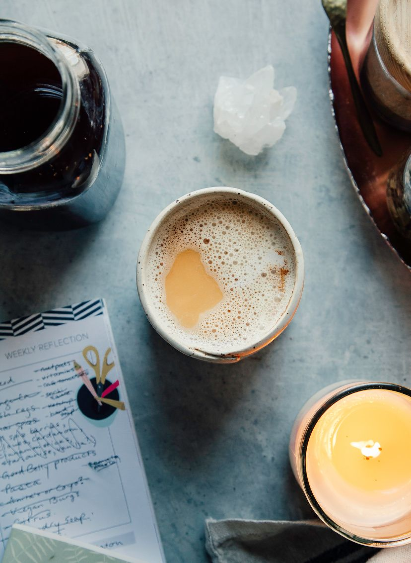 Photo of MASALA ROOIBOS CHAI LATTE & TEA CONCENTRATE