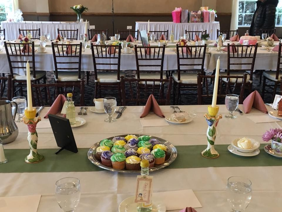 This Alice in Wonderland Baby Shower theme created a fun