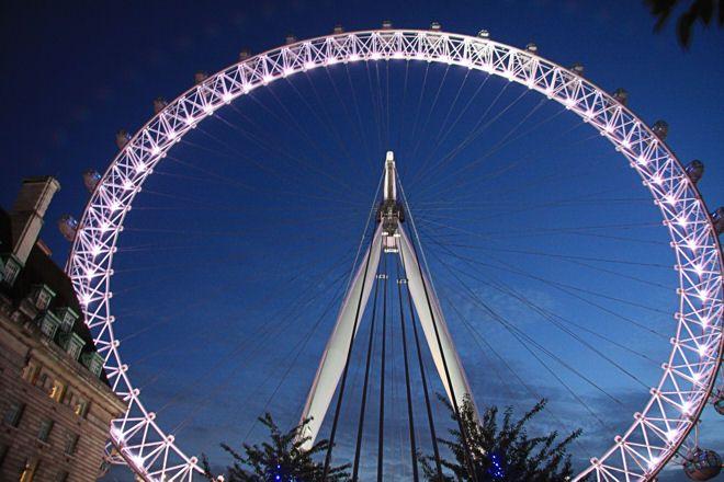 London Eye - Queen's Walk London