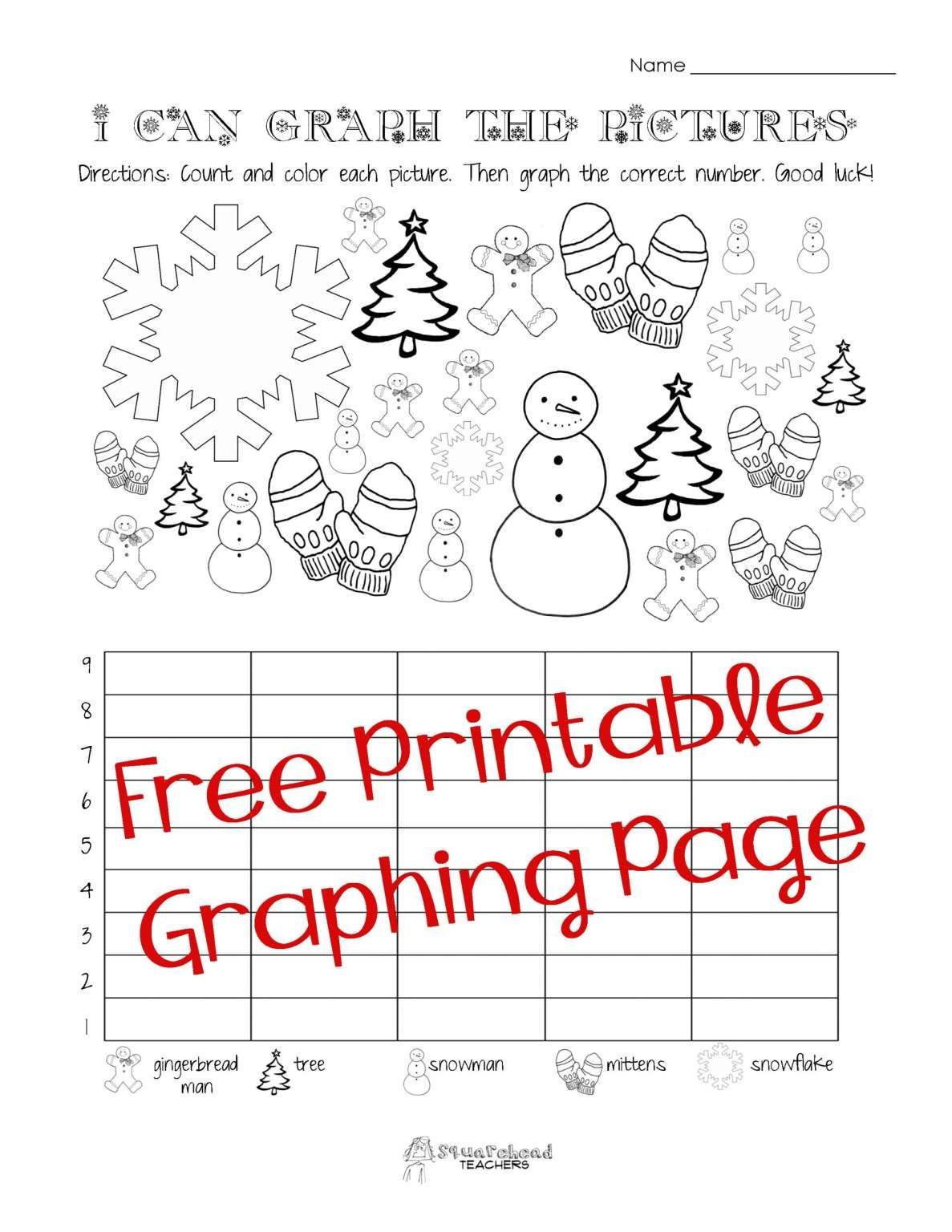 Bar Graph Worksheet Kindergarten And Worksheet Ideas
