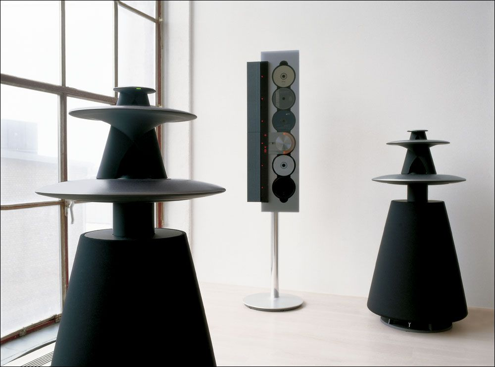 Bang & Olufsen Beolab 5 Loudspeakers. These Sound Amazing