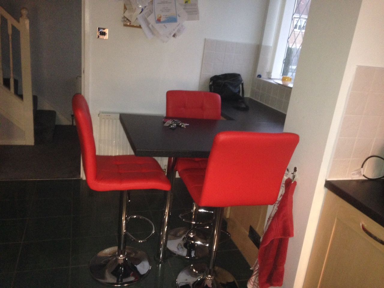 Here s another happy customer who left us review on trustpilot and sent in her customer photo to us these aruba bar stools are currently on sale at 24 99