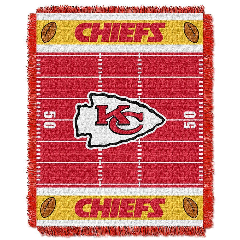The Northwest Company Mini Throw Kansas City Chiefs
