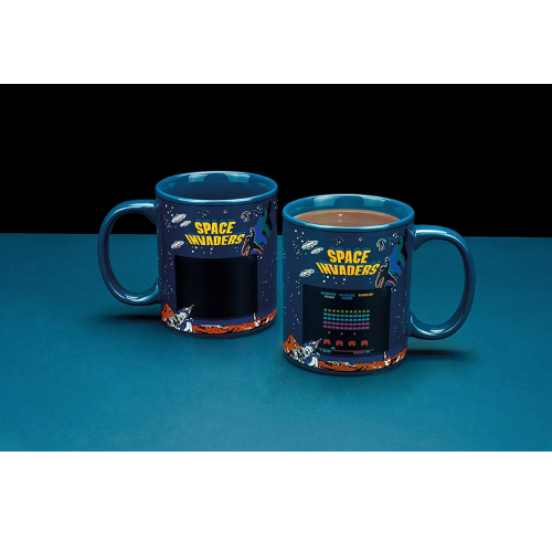 Space Invaders Magic Mug Mugs, Unique coffee mugs