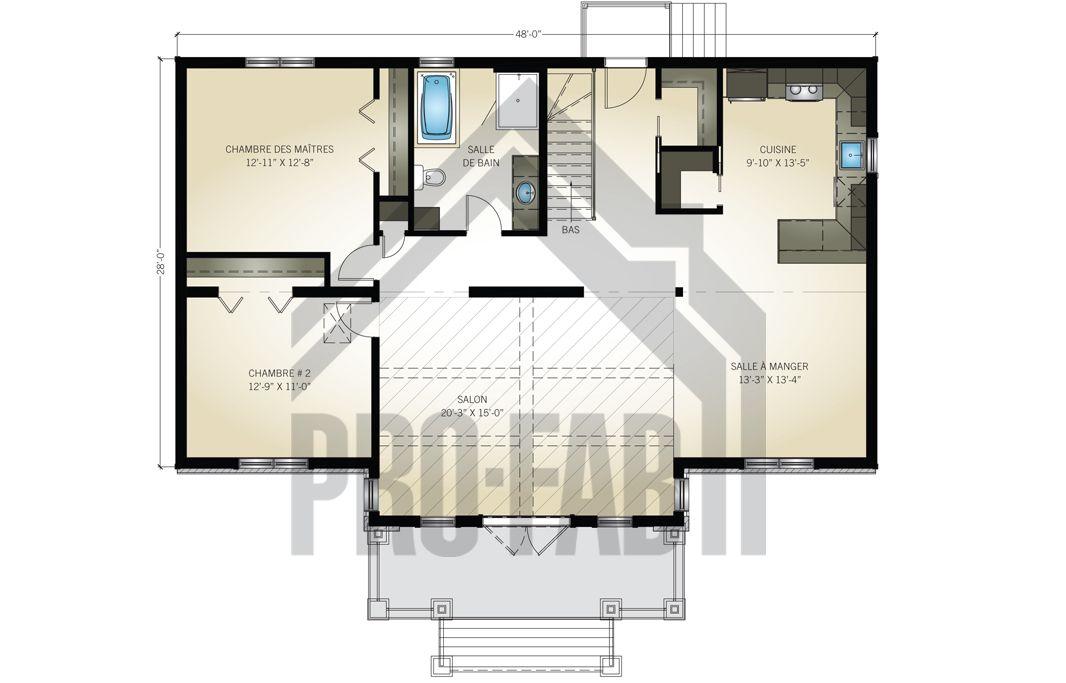 Votre maison pour le prix du0027un loyer Livraison rapide Soumission - prix construction d un garage