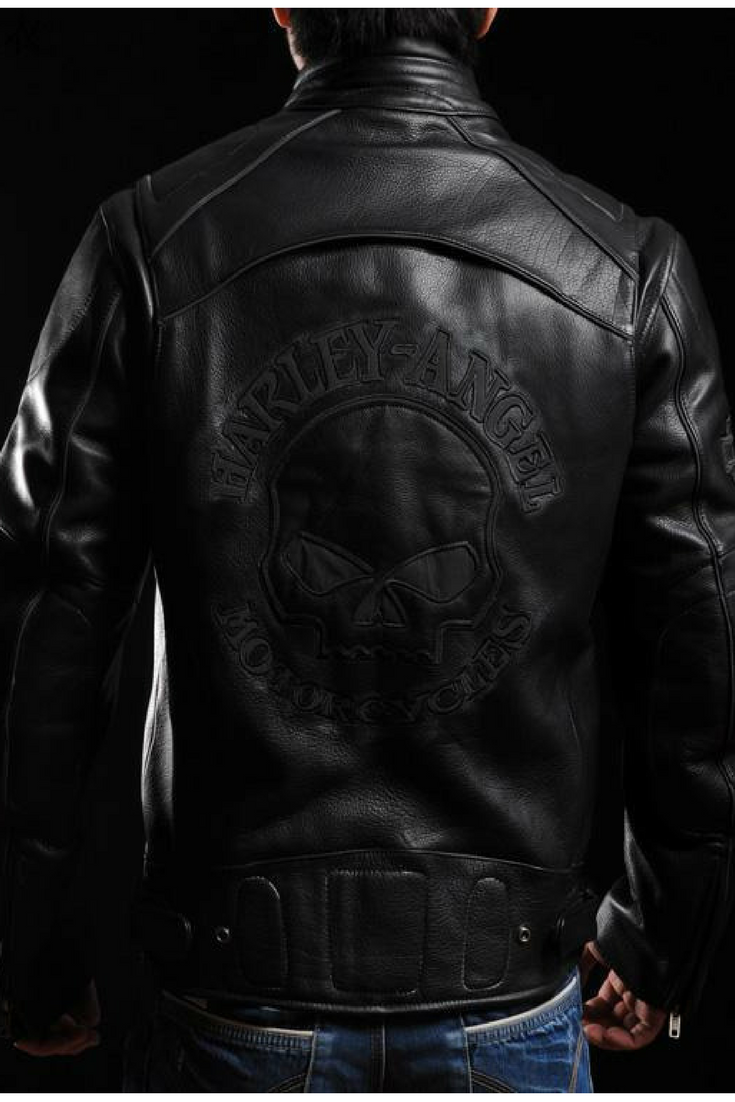 Get Yourself A Jacket That Screams Get Out Of My Way Harley Davidson Leather Jackets Leather Jacket Men Harley Jacket [ 1102 x 735 Pixel ]