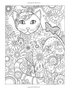 Creative Cats Coloring Book Pdf Busqueda De Google Cat Coloring Book Kitten Coloring Book Mandala Coloring Pages
