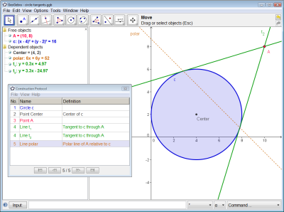 GeoGebra: Free mathematics software for learning and ...