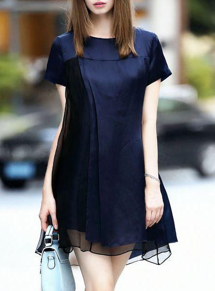 Isn't it the most lovely dress? Only $72 at https://www.stylewe.com/product/plain-silk-mini-dress-32036.html?utm_source=facebook.com&utm_medium=ymfbad&utm_campaign=ym-us-dress-P-Midi&utm_content=3-B-P-160422-437-32036-C