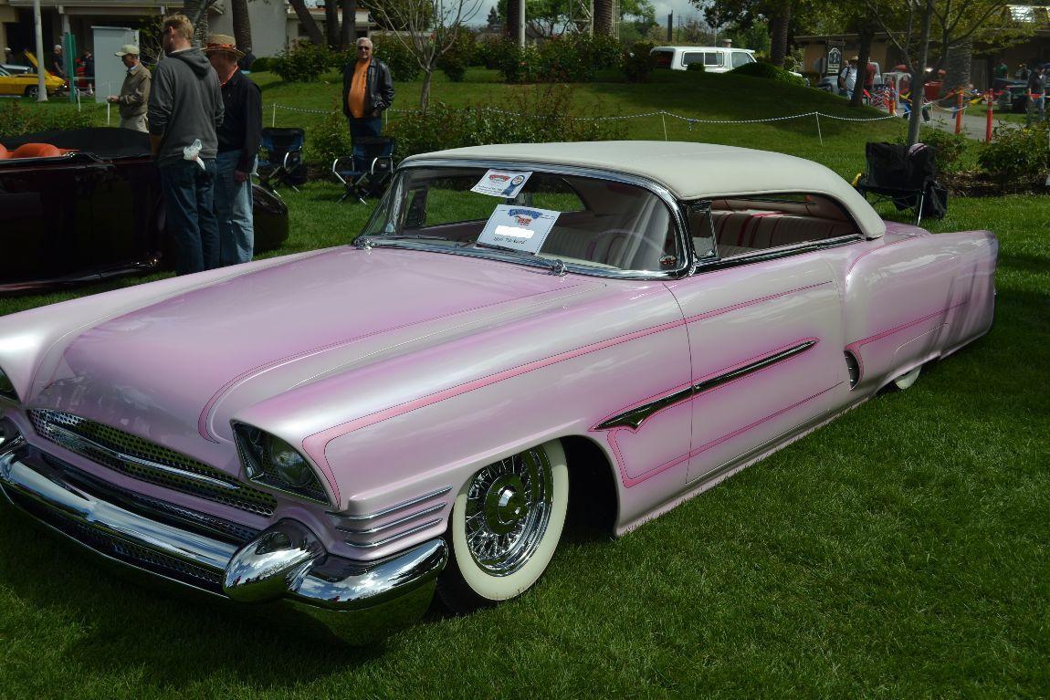 "1956 Packard 2 Door Coupe Resto Mod ""Caribbean"" Packard"