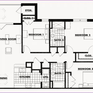 1000 Sq Ft House Plans 2 Bedroom Indian Style Best Of ...