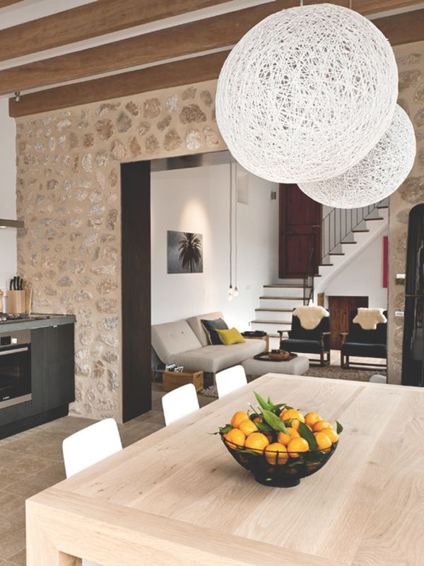 Travel review holiday finca la basa on mallorca the style files also rh pinterest