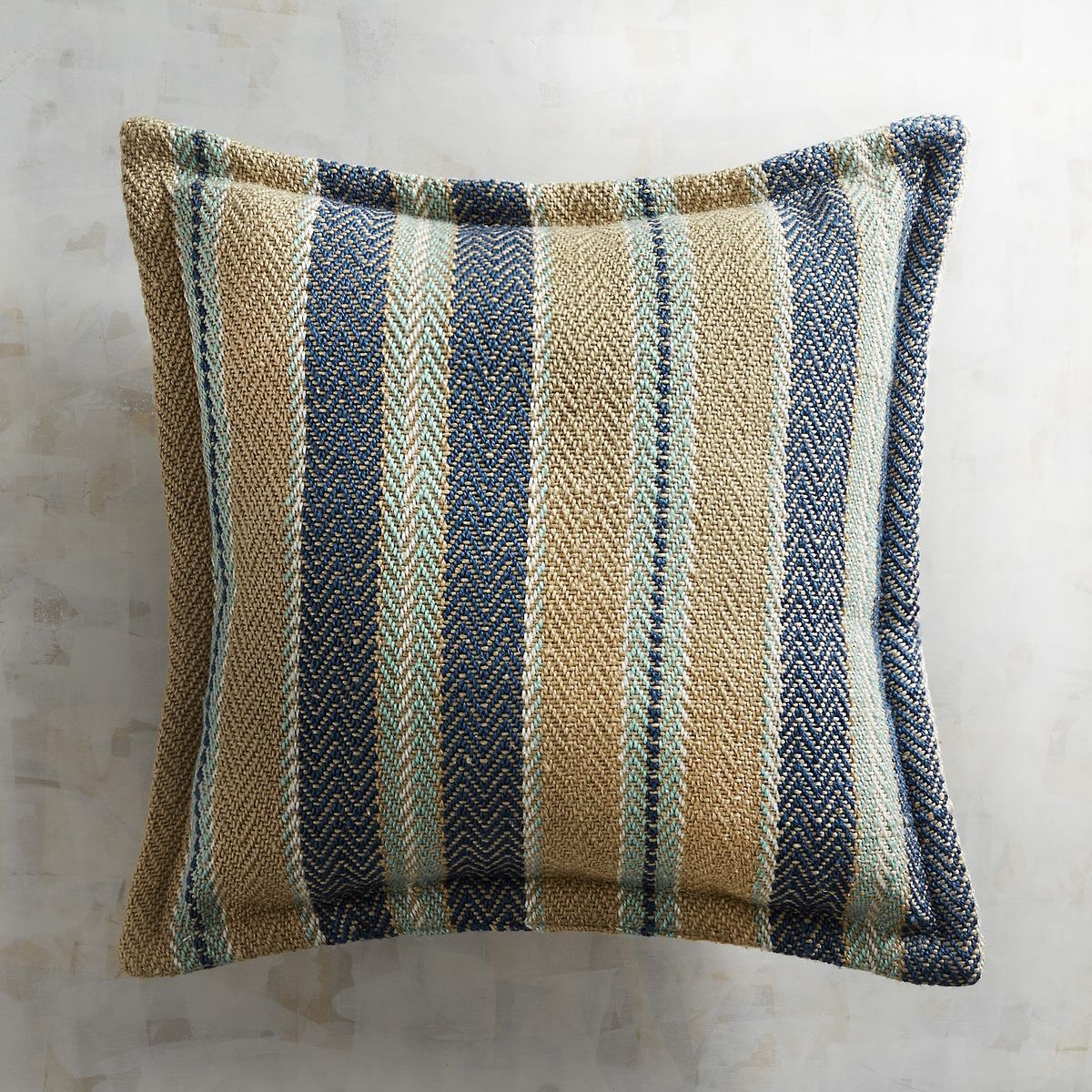 Glenmore Blue 18 Stripe Pillow Pier 1 Imports Sarah Outdoor