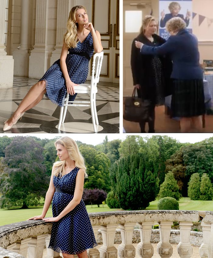 e9ac99b889786 Bridget Jones is Having a Baby, Guess Who She's Wearing - Seraphine of  Course! mom to be | pregnancy style | baby on board | pregnant | mom to be  ...