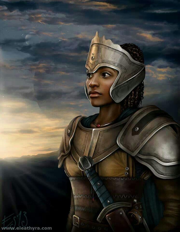 black warrior women - photo #2