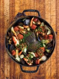Ultimate Oven Clambake | KitchenDaily.com