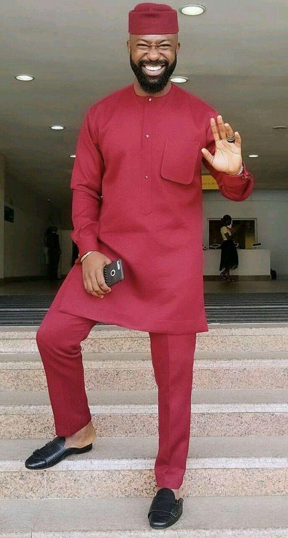 African Men Jackets African Suits Ankara Jackets #afrikanischemode