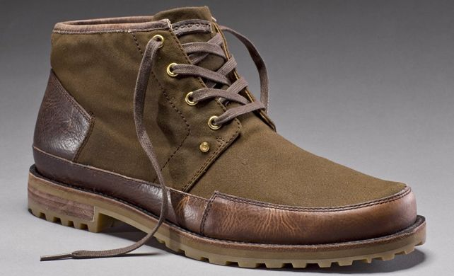 ea64277edf1 Rockport x Barbour Boots | If I Could Make My Own Man... in 2019 ...