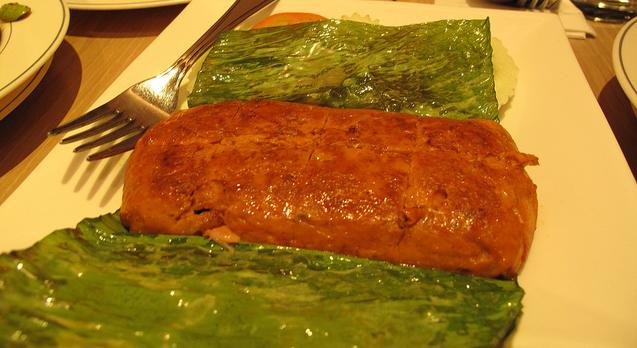Otah in banana leaves fish prawns singapore food recipes otah in banana leaves fish prawns singapore food recipes forumfinder Gallery