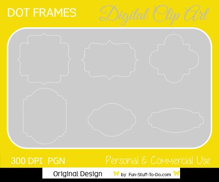 Label Frame Clip Art Frame Clipart Clip Art Labels