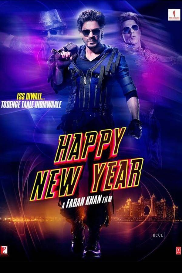 Happy New Year is a movie by Farah Khan starring Abhishek Bachchan, Shahrukh Khan, Jackie Shroff, Boman Irani, Deepika Padukone, Vivaan Shah and Sonu Sood. This movie is an action comedy-drama film which will release on 24th October, Diwali 2014. The songs are by renowned music directors and singers, Vishal Shekhar.