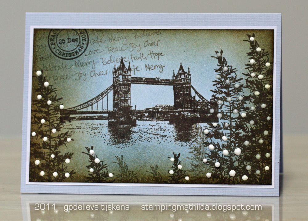 StampingMathilda: Christmas in London