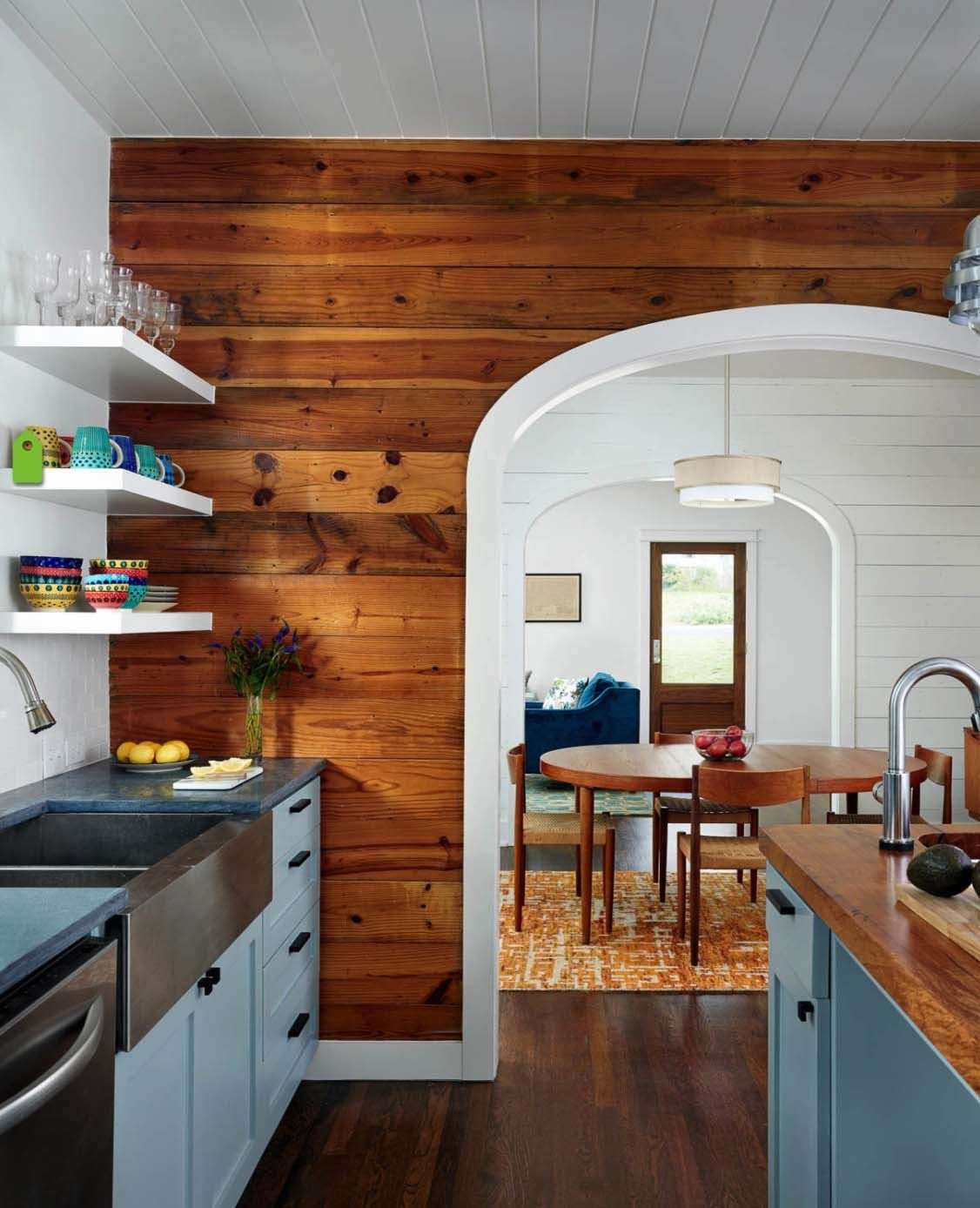 Consider Painted Or Stained Shiplap On Walls Instead Of Drywall Wall Ideas Home 06 1 Kindesign