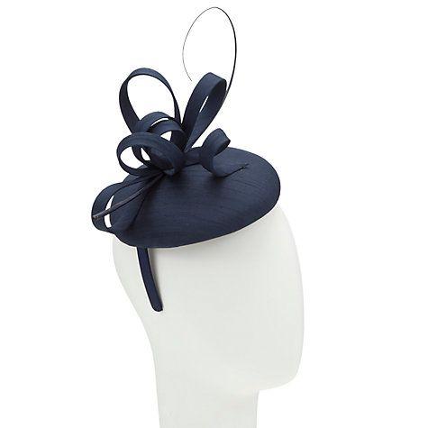 Buy John Lewis Kiki Shantung Pillbox Hat Fascinator 3dc6c65f6ba