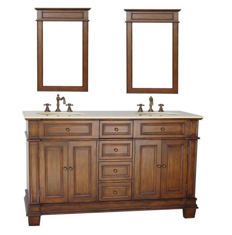 Double Sink Bathroom Vanity, Bathroom Vanities Cincinnati Ohio