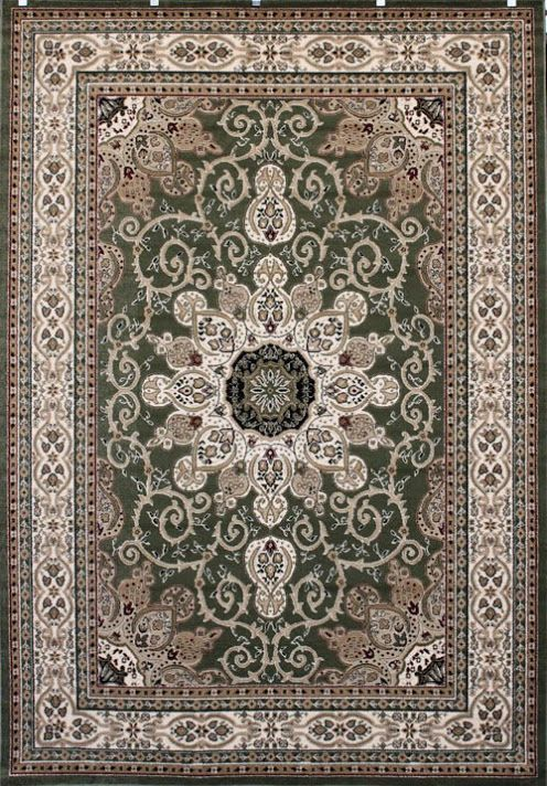 120 For 10 X 13 Green Persian Pattern Rugs