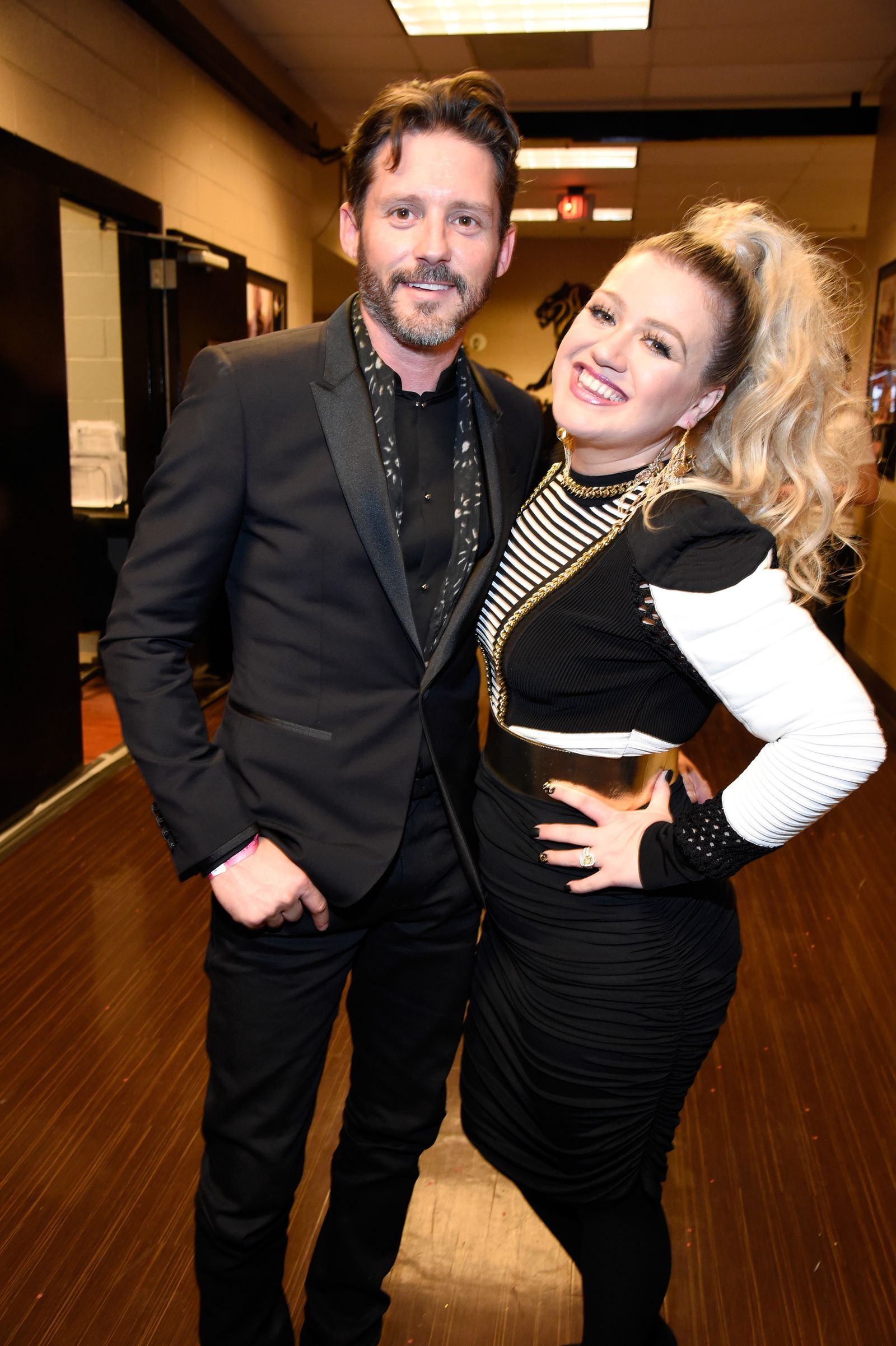 Kelly Clarkson Just Admitted That She And Brandon Blackstock Totally Eloped Kelly Clarkson Kelly Clarkson Hair Celebrity Moms
