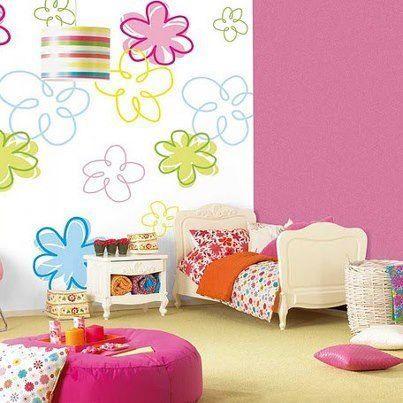 Recámara Niñas Piezas Niñitas Pinterest Kids Rooms, Bedroom