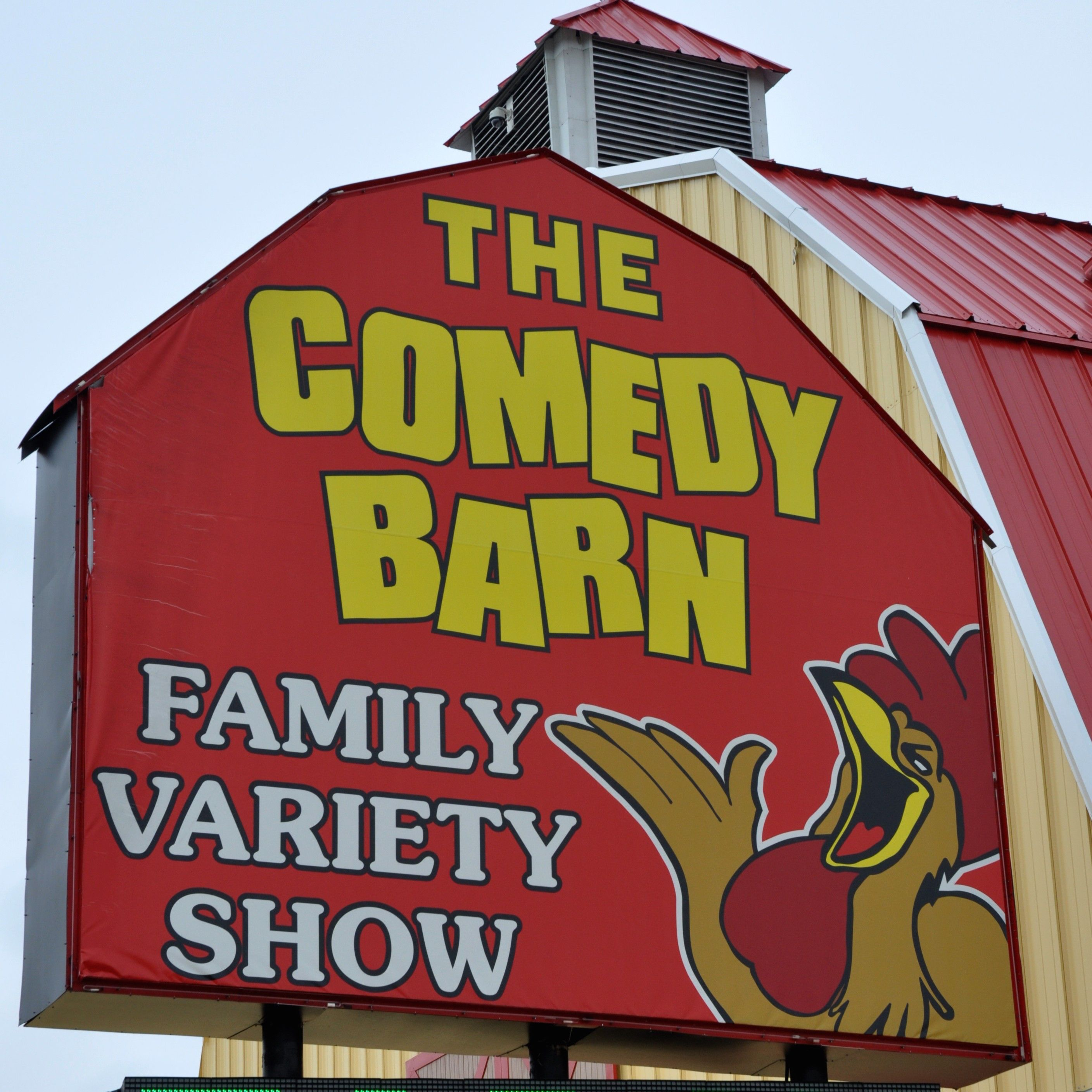 The Comedy Barn - This family variety show is fun for everyone!