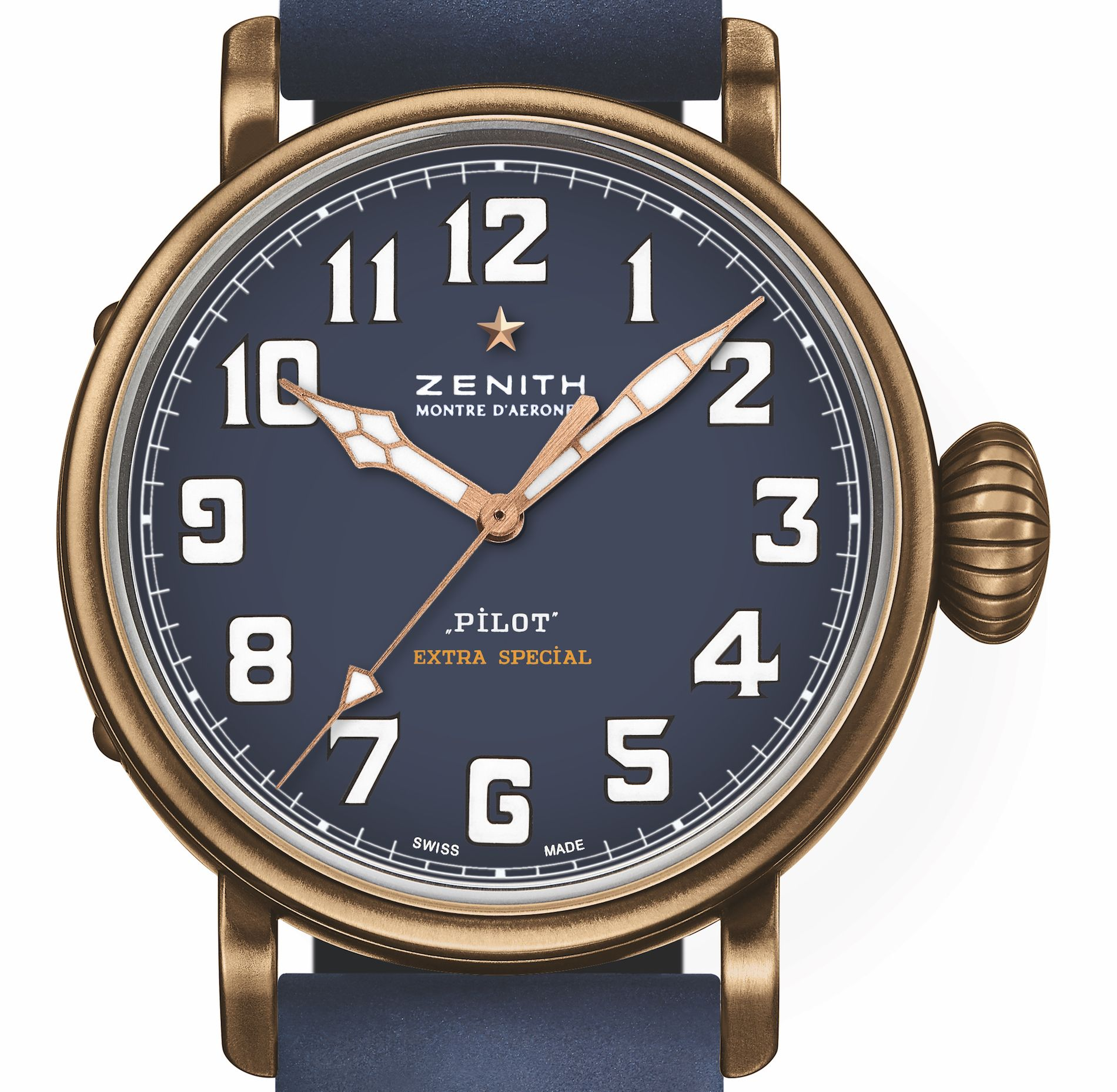 Zenith Pilot Type 20 Extra Special 40mm Bronze Watch Zenith