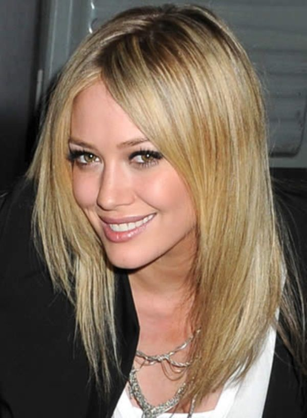 40 New Shoulder Length Hairstyles For Teen Girls Shoulder Length