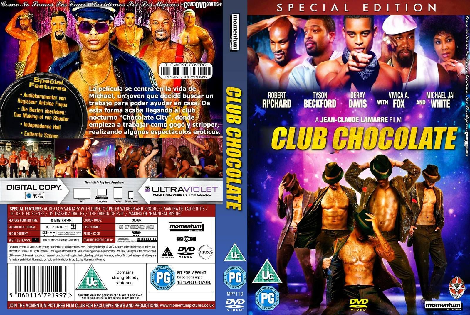 Chocolate City 2015 DVD COVER - CoverDVDgratis !!! | dvd covers ...