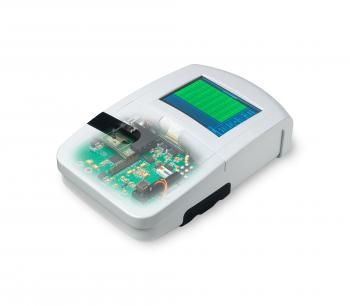 Q-POCTM device - analyzes DNA in only 15 minutes Article: Wired Health: how do we harness self-monitored health data? - Medical News Today