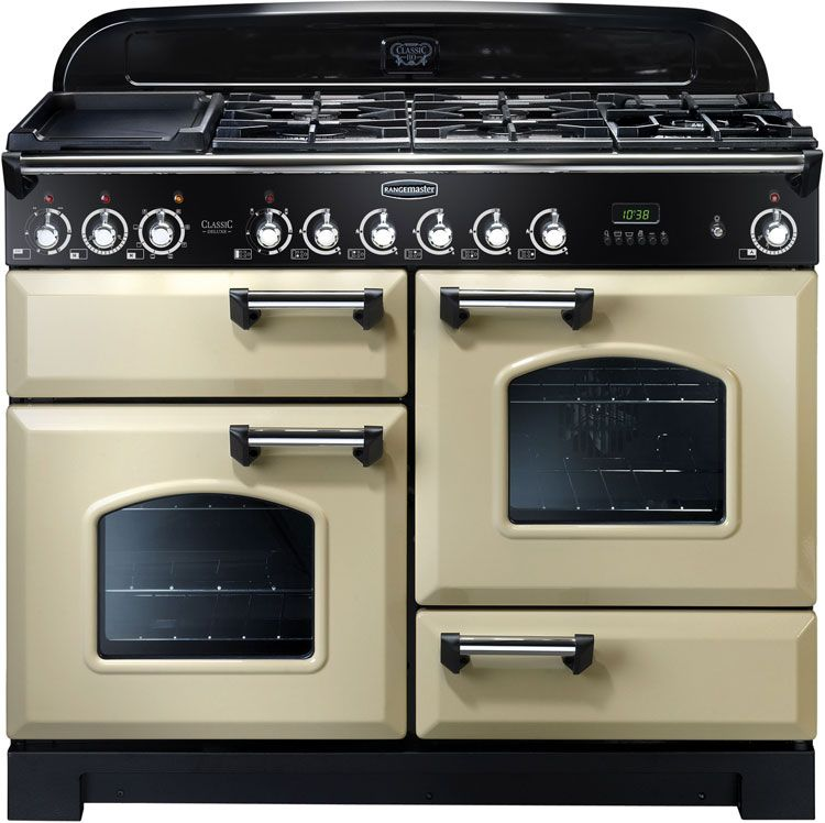 The Rangemaster Revival Classic Designs For The Contemporary Kitchen Dual Fuel Range Cookers Range Cooker