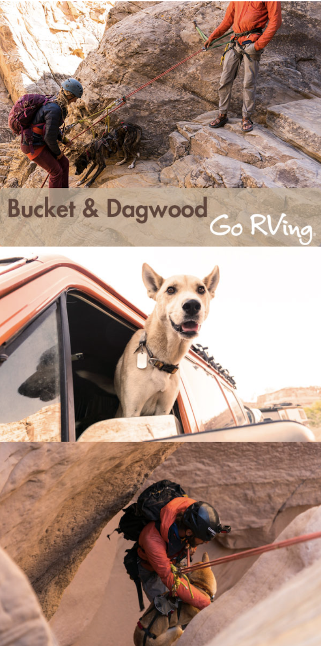 Check Out A Day In The Life Of This Rvpet In Southern Utah Gorving In 2020 Rv Pet Four Legged Pets