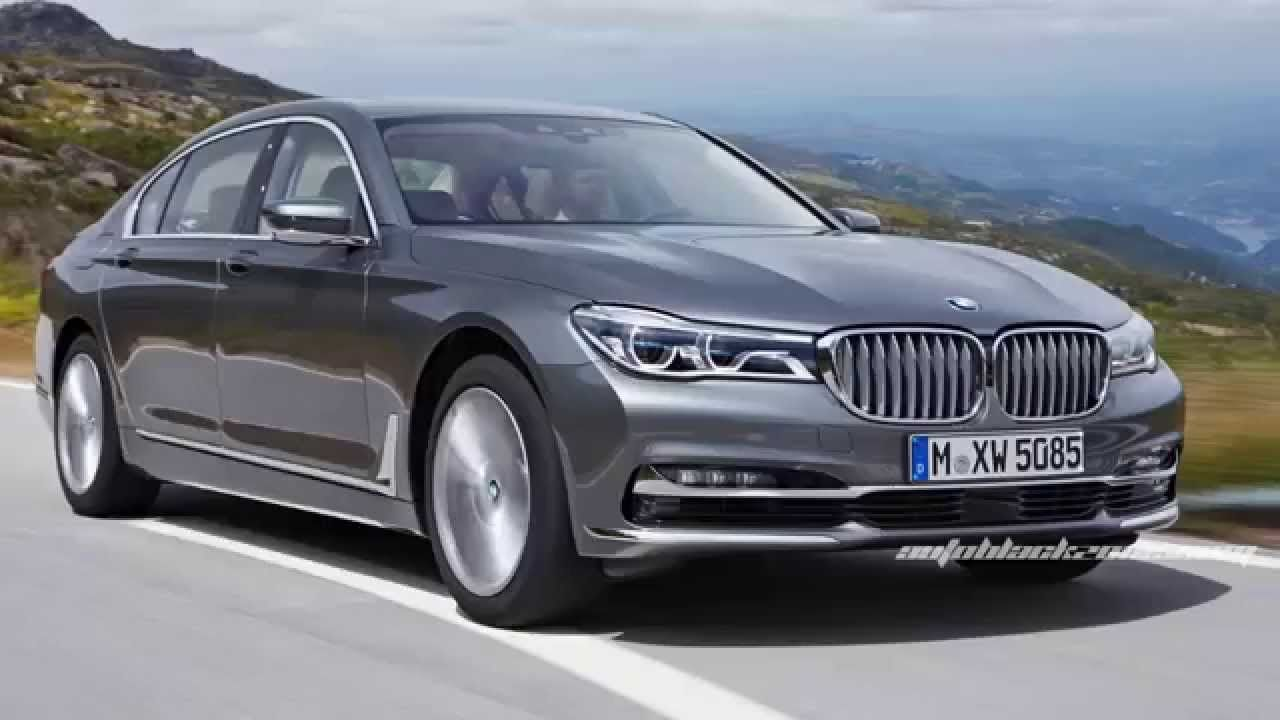 2016 BMW 750Li XDrive New Generation Straight Six Engine