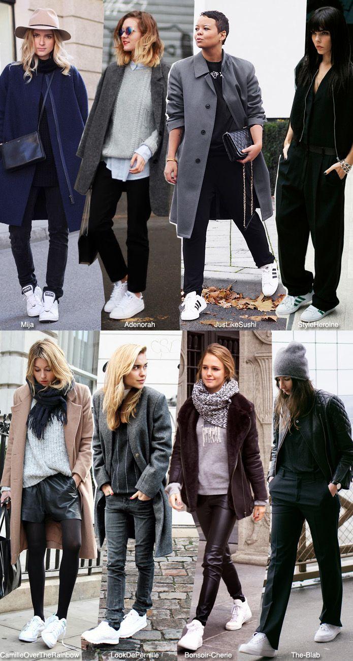 white sneaker style - Google 検索 白 ホワイト スニーカー コンバース コーデ コーディネート スタイリング coordinate style #ootd