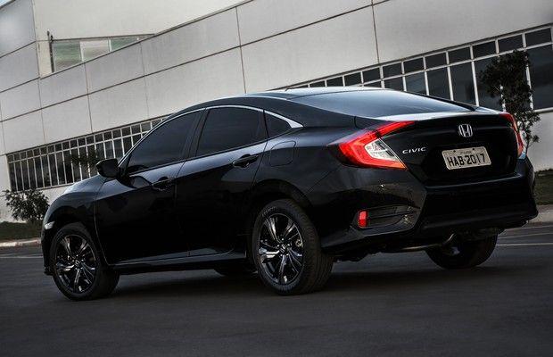 Novo Honda Civic Chega às Lojas Com Preço De R 87 900