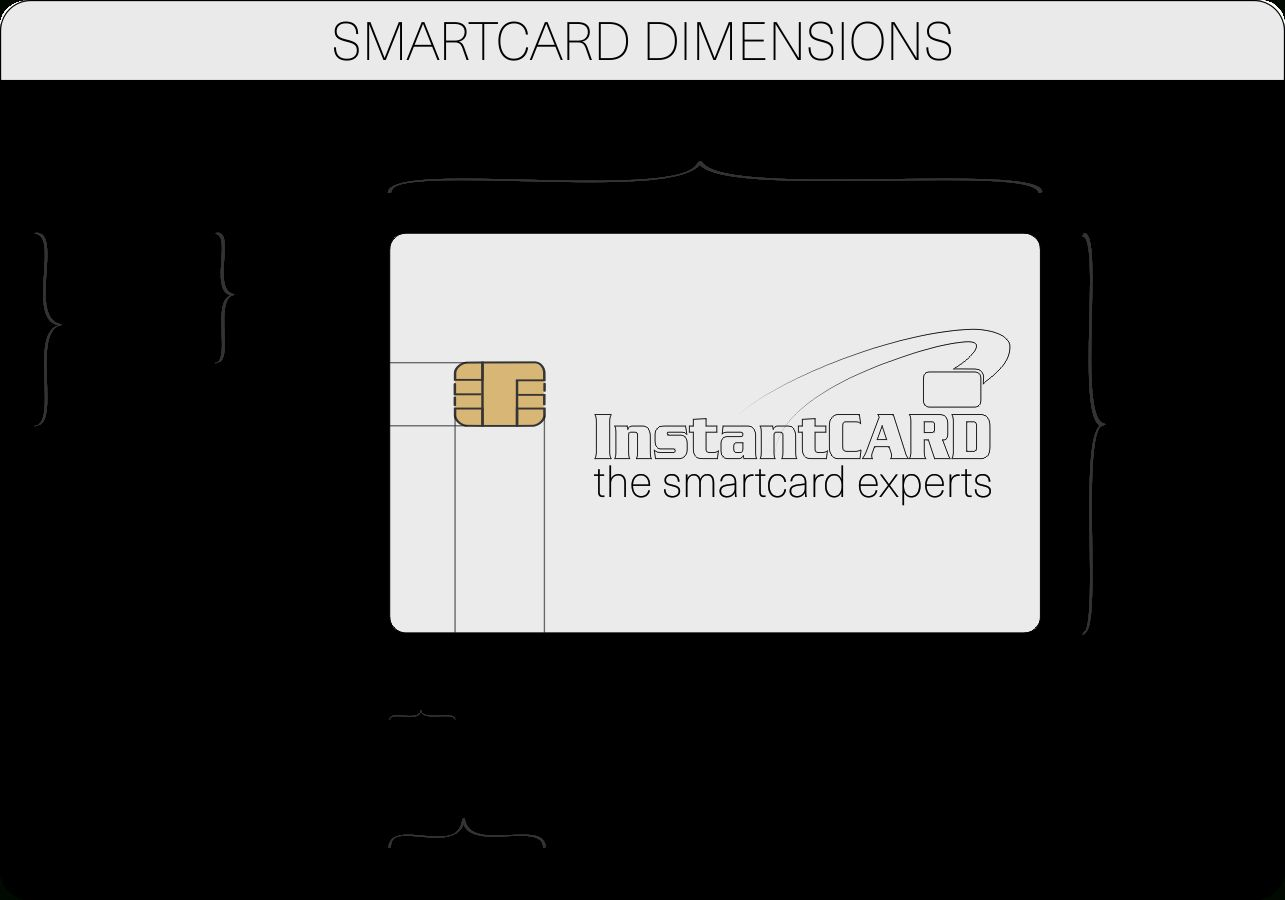 Id Card Layout And Artwork Guidelines Instantcard Inside Credit Card Size Template For Word Cumed Org Card Layout Loyalty Card Template Credit Card Design